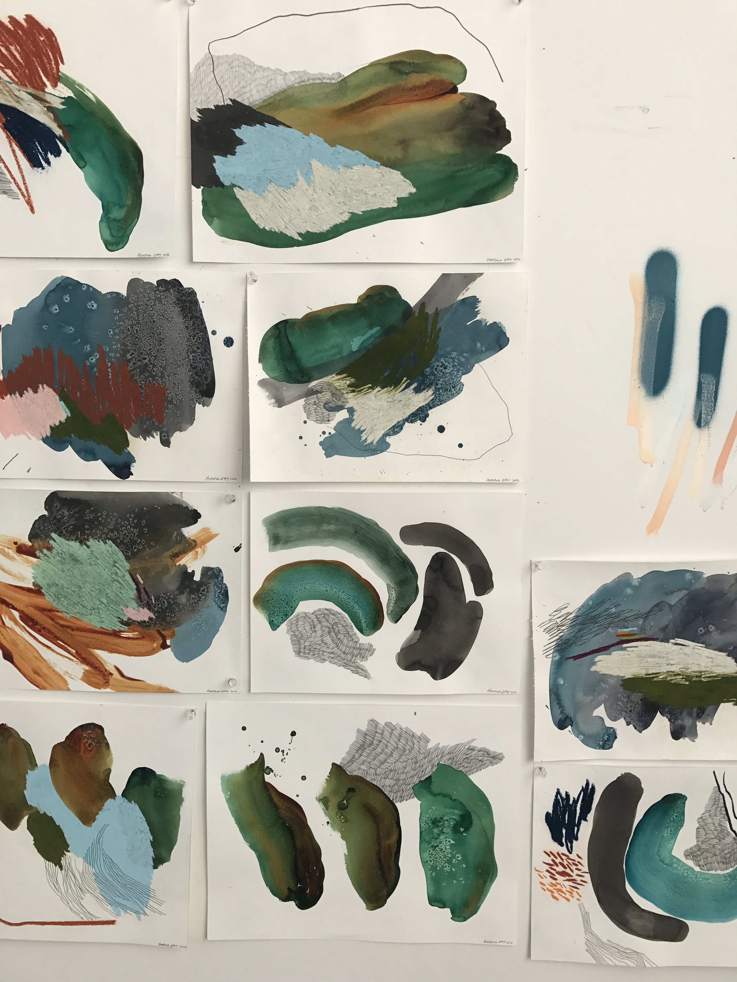 Drawings from Ireland | Heather Day Journal