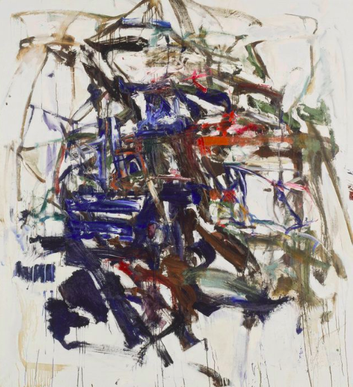 Untitled  (1957-58)by Joan Mitchell