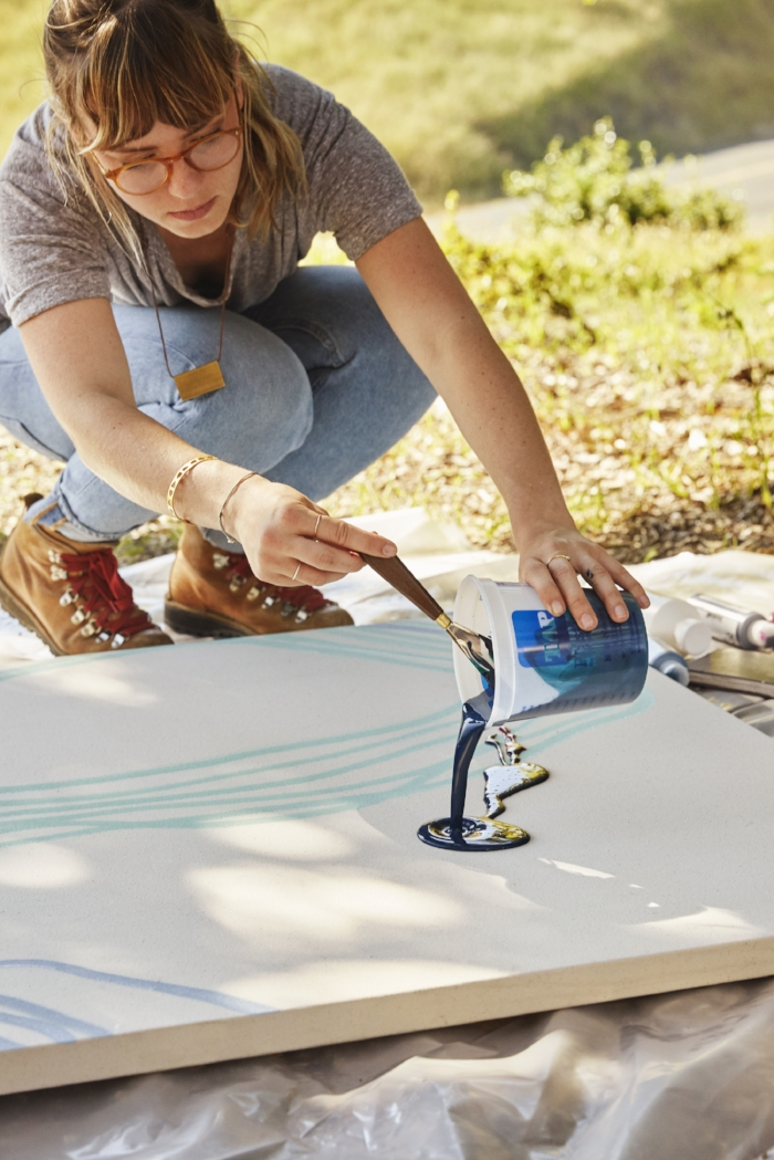 On the Road: Painting As I Travel | Heather Day