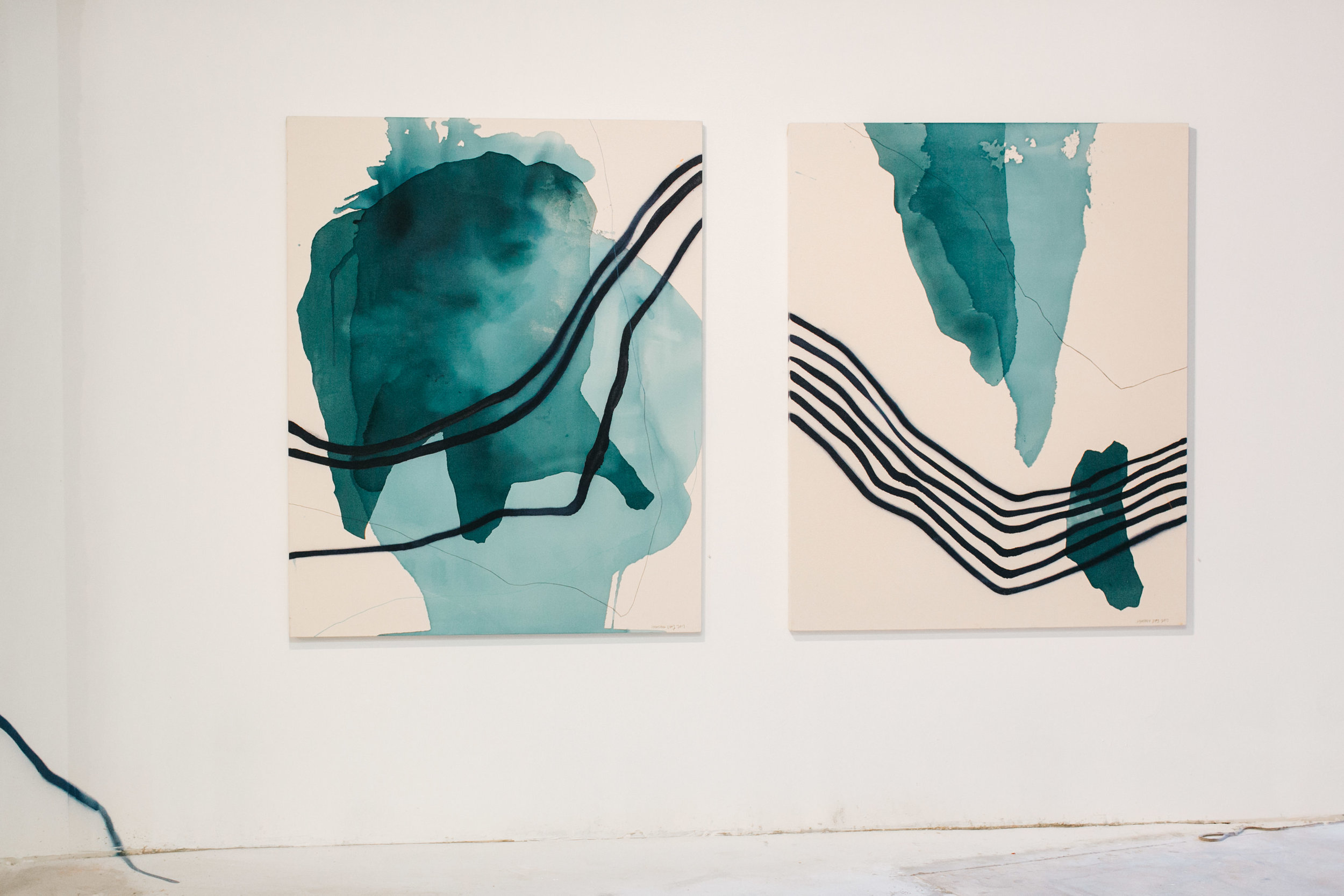 Conversations and Color : Heather Day Solo Show