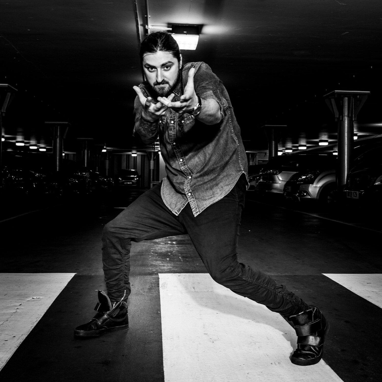 Keanu Wilson - Urban Choreography