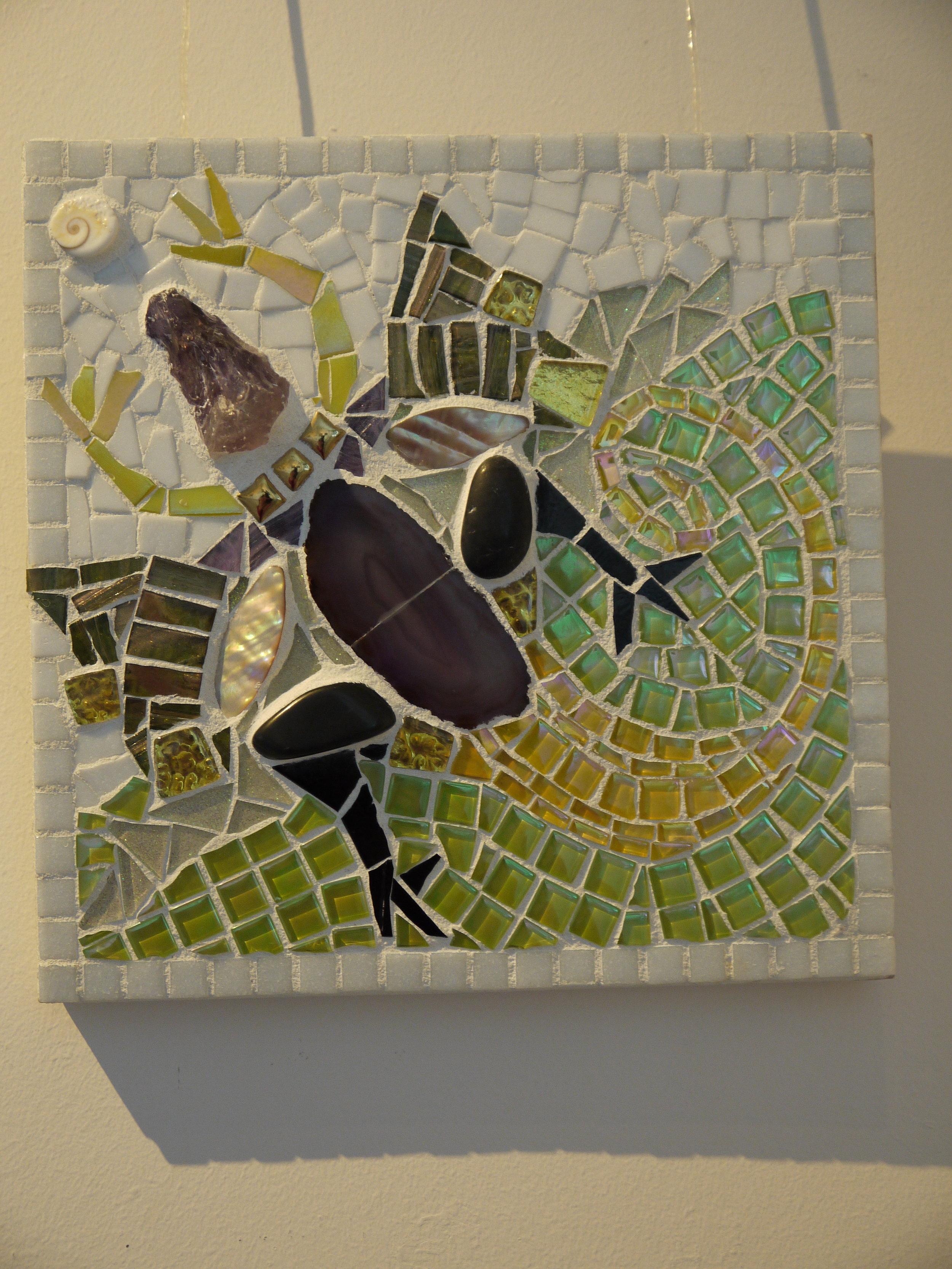 'Salamander' mosaic