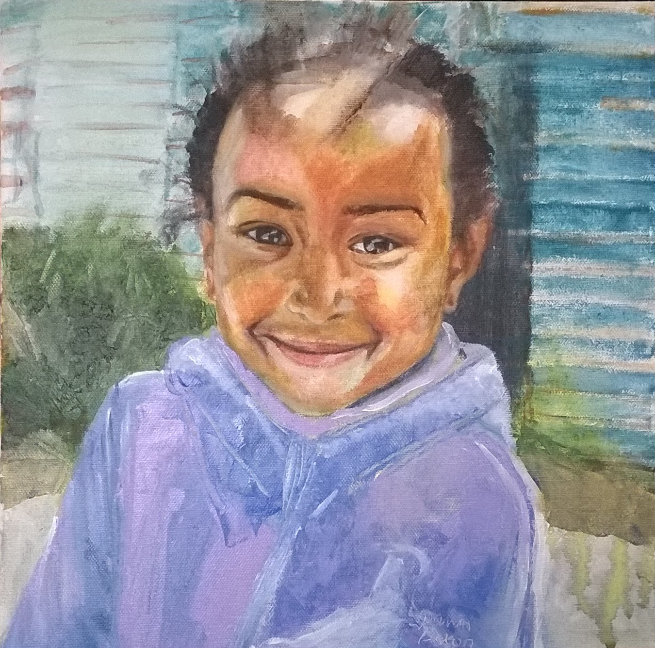 Portrait of child from Township.jpg
