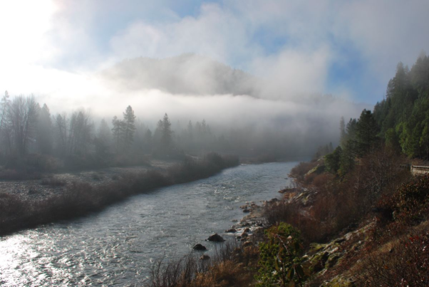 May 2016: Undamming this major U.S. River is opening a world of possibility for native cultures and wildlife    Flowing over 250 miles from the high desert of southern Oregon through the Cascades Mountains before emptying out into the Pacific Ocean in northern California, the Klamath River and its Coho and Chinook salmon and steelhead runs were vital to Native American tribes for thousands of years before settlers arrived.  But within decades of their arrival there would be half a dozen dams constructed on the river, effectively blocking salmon and steelhead migrations on what was once the  third-highest salmon producing river on the West Coast. The river that was fabled for its millions of salmon each season saw significant decreases following dam construction.  But now after nearly a century, an agreement has finally been reached to remove four dams on the Klamath River by 2020 as the first step towards restoring the salmon and steelhead migrations in the Klamath basin.    Read more at:   http://fusion.net/story/297901/undamming-major-west-coast-river/