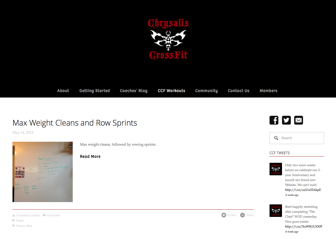 Get acquainted with our new site.