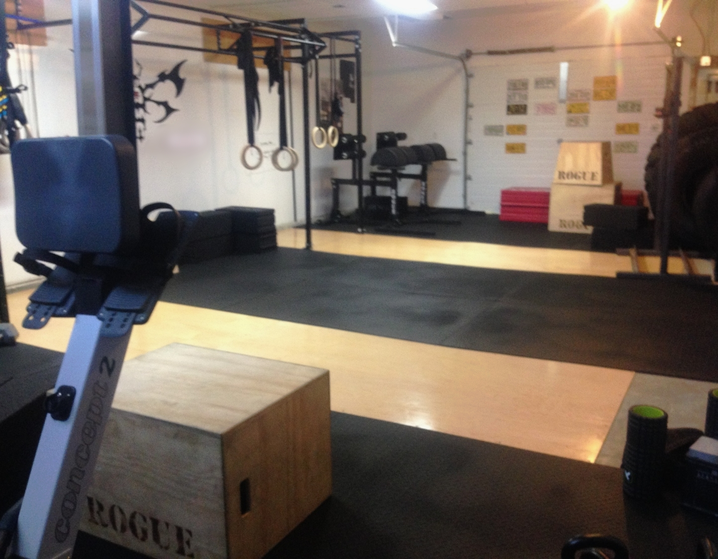 Efficient Training Space