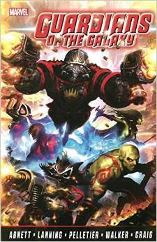 Guardians of the Galaxy: the Complete Collection