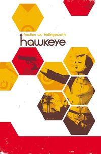 Hawkeye #19 by Matt Fraction