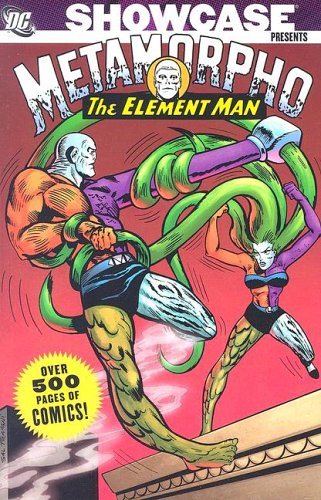 Metamorpho Showcase 1