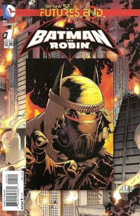 Batman & Robin: Future's End #1