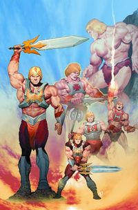 Masters of the Universe #15