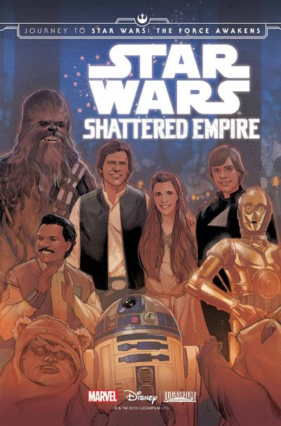 Star Wars: Shattered Empire #1