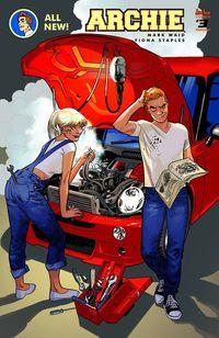 Archie #3 - Immonen Variant