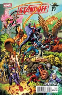 Avengers: Stand-Off #1
