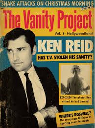 Click on the image to Pre-Order The Vanity Project, Vol. 1 - Hollywoodland