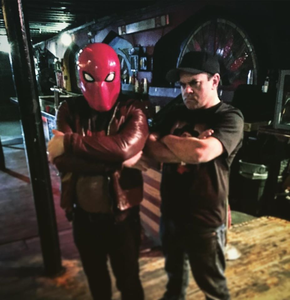 MC Chris & The Red Hood