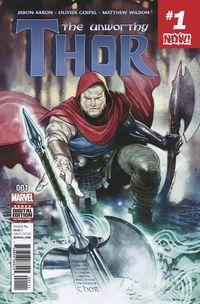 Unworthy Thor #1 (of 5)