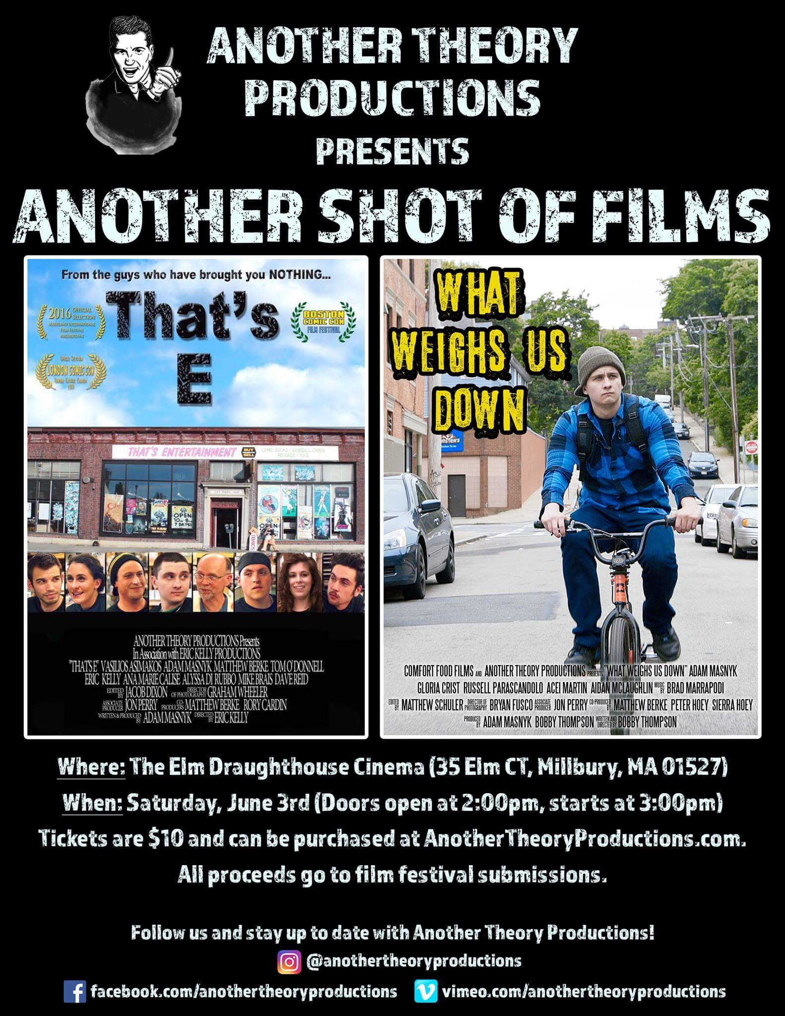 Another Theory productions screening