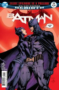 - Batman #24