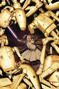 - Star Wars: Jedi Republic Mace Windu #1