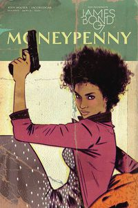 - James Bond: Moneypenny One-Shot