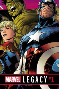 - Marvel Legacy #1
