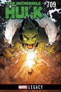 - Incredible Hulk #709