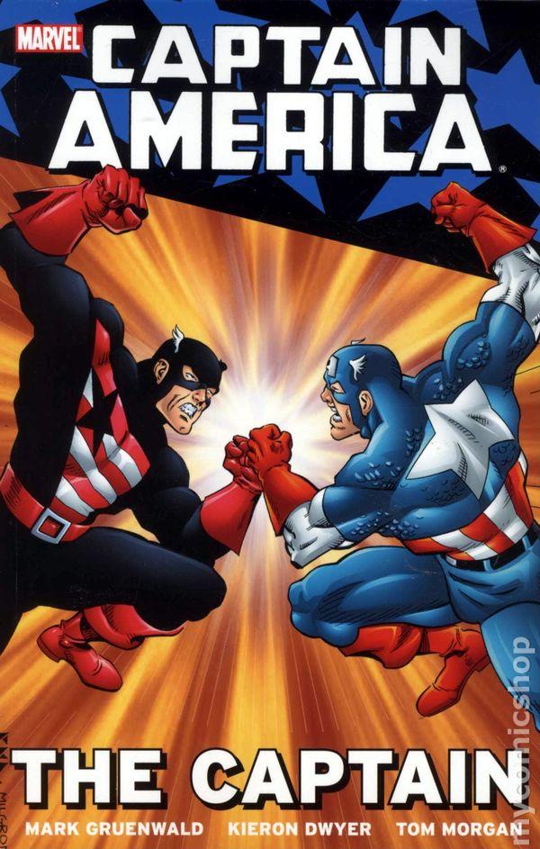 - Captain America: The Captain TPB