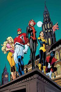 - X-Men: Gold Annual #1