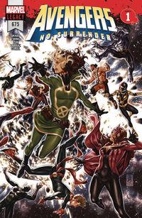 -   Avengers #675