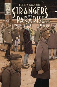 - Strangers in Paradise        XXV #1