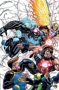 - X-Men: Blue Annual #1