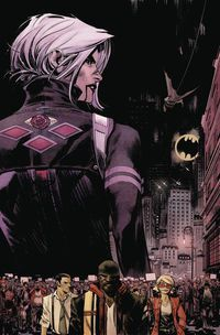- Batman: White Knight #5