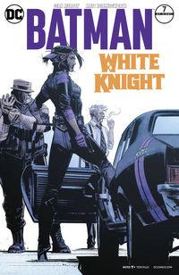 - Batman: White Knight #7