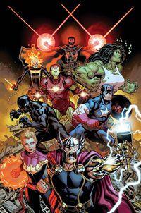 - Avengers #1
