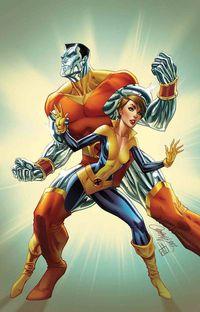 - X-Men Wedding Special
