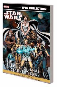 - Star Wars:Original Marvel Years TPB Vol. 01 (Starring Jaxxon!)