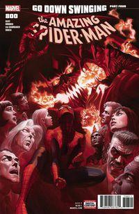 - Amazing Spider-Man #800