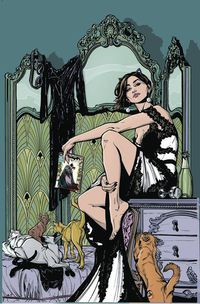 - Catwoman #1