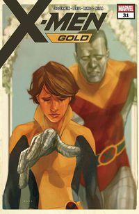 - X-Men: Gold #31