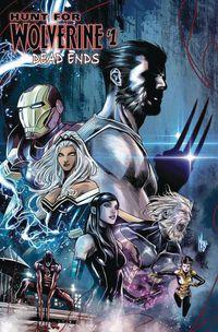 - Hunt for Wolverine: Dead Ends #1