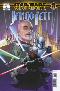 Jango Fett - Star Wars: Age of Republic