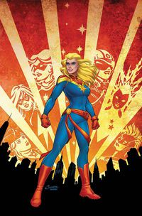 Captain Marvel #1 -