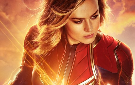 Help Send Kids to See Captain Marvel! Click the Picture to Donate!