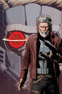 Old Man Quill #1 -