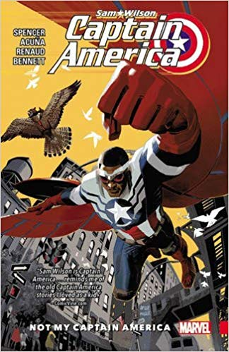 Sam Wilson: Captain America - Vol. 1