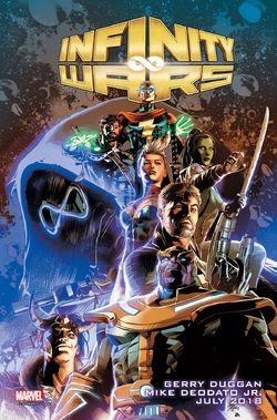 Infinity Wars TPB -