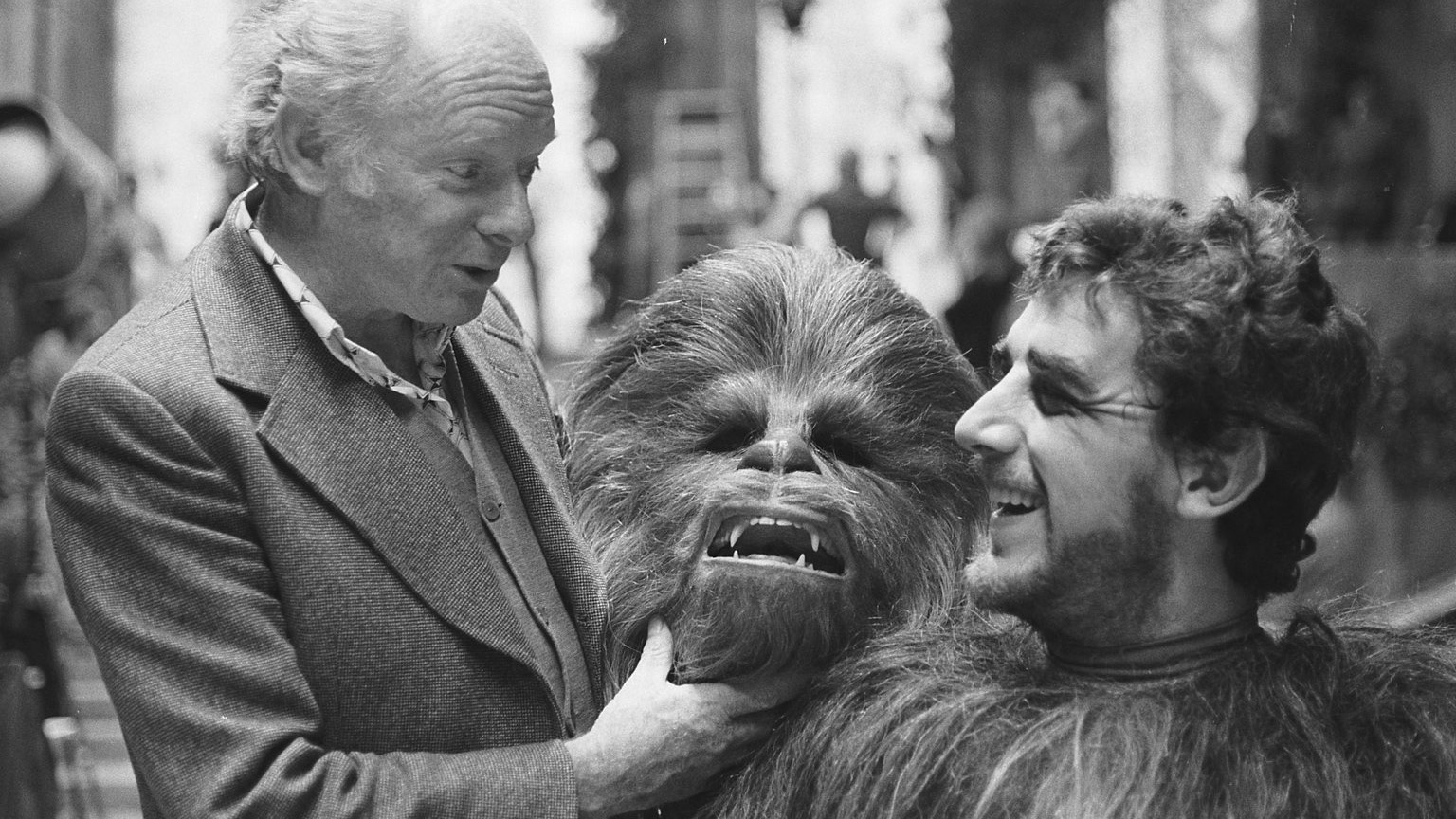 PETER MAYHEW PASSES AWAY  LUCASFILM REMEMBERS THE ACTOR WHO BROUGHT CHEWBACCA TO LIFE.  Chewbacca. The name alone conjures feelings of honesty, loyalty, and strength. The best friend you could ever have or want.