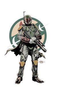 Boba Fett #1 - Star Wars: Age of Republic