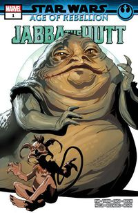 Jabba the Hutt #1 - Star Wars: Age of Rebellion